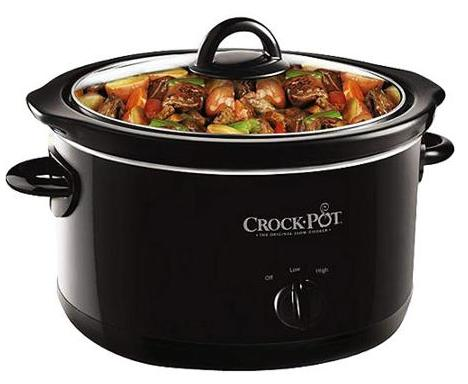 15.92 Crock-Pot 4-Quart Smart-Pot Slow Cooker