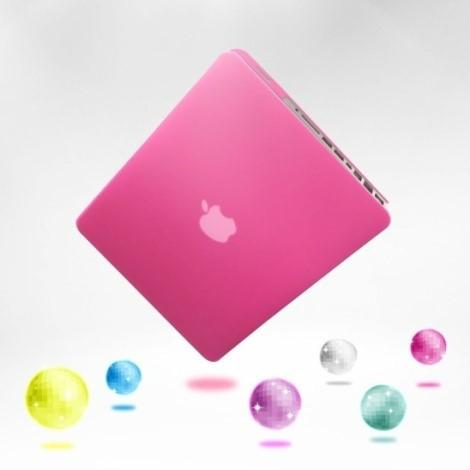 iBenzer Smooth Finish Plastic Hard Case Cover for Macbook Pro 13