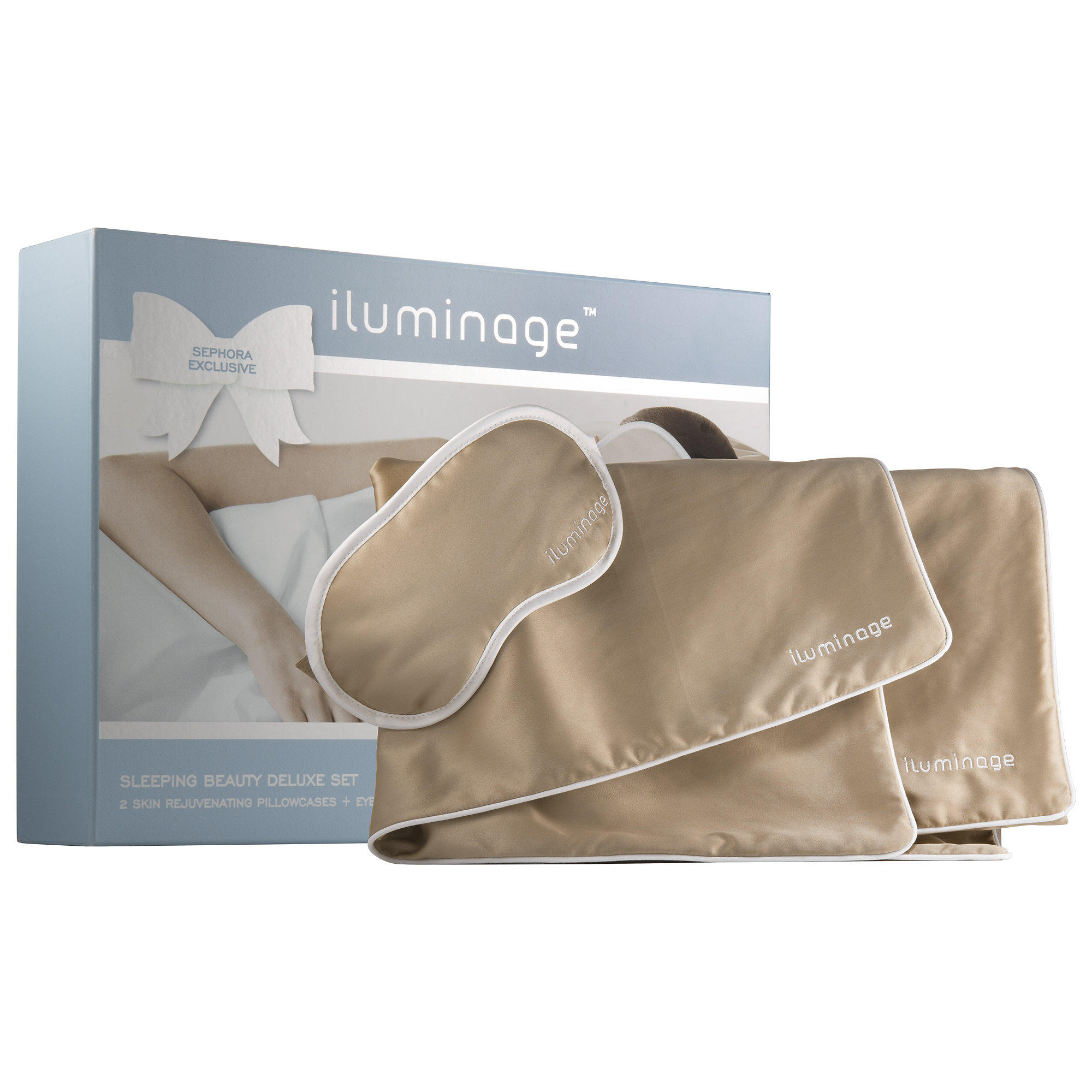 New Release iluminage launched New Sleeping Beauty Deluxe Set
