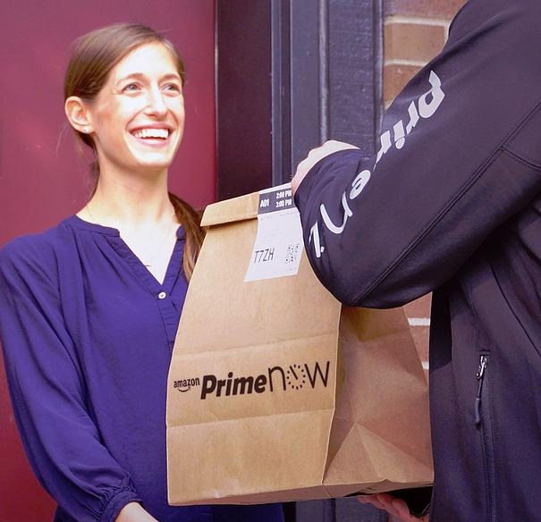 New service Amazon Flex. Make $18–25/hr delivering packages for Amazon