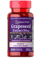 3 for $16.17 Grapeseed Extract 50 mg