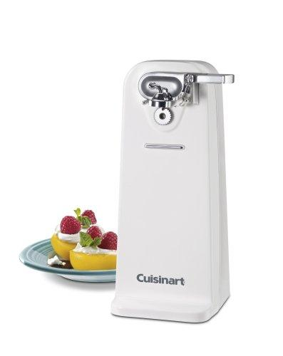 Cuisinart CCO-50N Deluxe Electric Can Opener, White