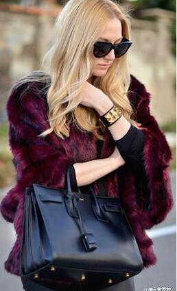 $3000 + $700 Gift Card Saint Laurent Small Sac de Jour Tote + Karen Walker Sunglasses