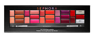 SEPHORA COLLECTION Lip Mixology Palette