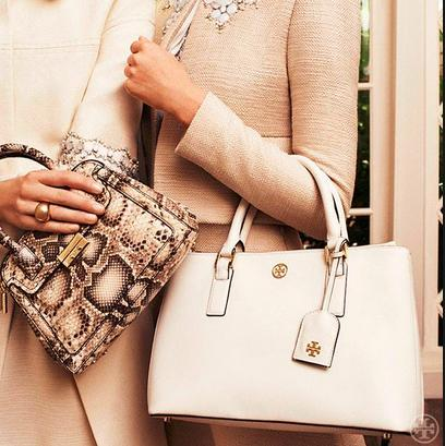 Up to 30% OFF Handbags & Accessories @ Tory Burch