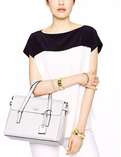 kate spade new york Holden Street Small Leslie Top-Handle Bag
