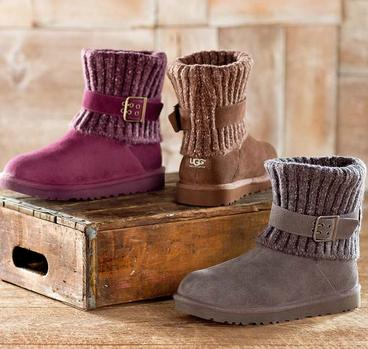 UGG Australia Cambridge Knit UGGpure Lined Boot