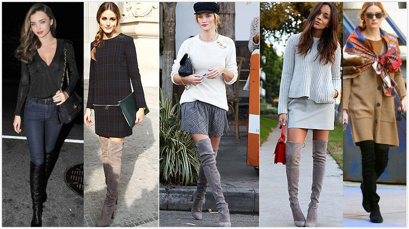 Up to 60% Off Stuart Weitzman Women's Knee High Boots On Sale @ 6PM.com