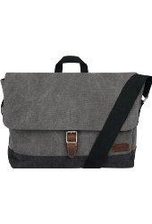 Lightning Deal Levi's Sutherland 17 Inch East Messenger Bag