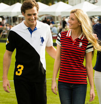 Up to 75% Off U.S. POLO ASSN at 6PM.com