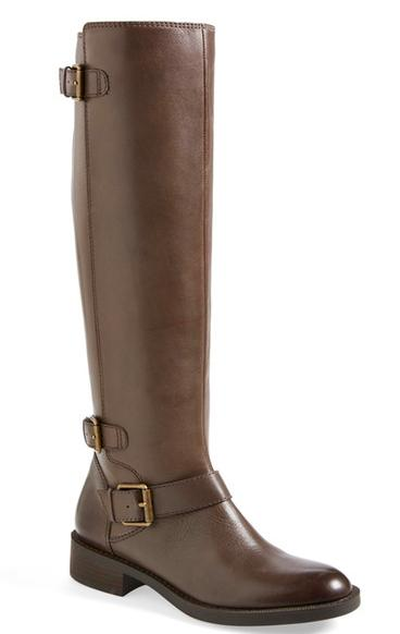 Enzo Angiolini Sayin Leather Riding Boot