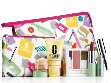Free 7-Piece Gift with Any Clinique Purchase of $32 or More @ Lord & Taylor