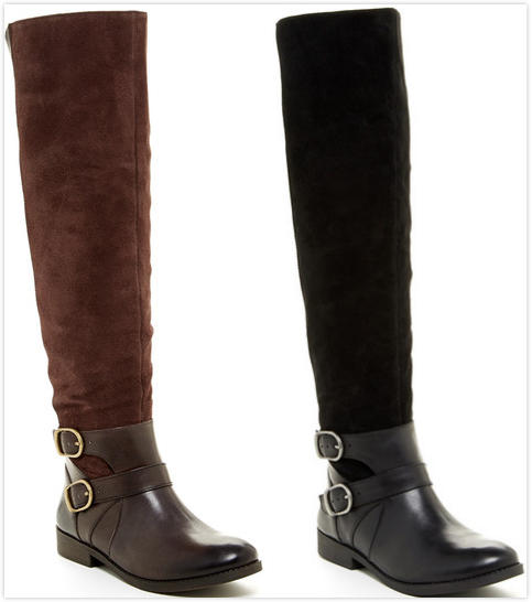 Lucky Brand Zosha Women's Tall Boots On Sale @ Nordstrom Rack