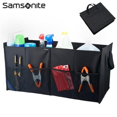 Samsonite Trunk Organizer for Tools, Emergency Gear, Groceries and more