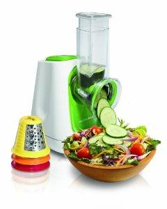 Hamilton Beach 70950 SaladXpress Food Processor, White