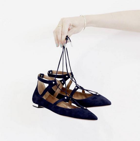 Up to $100 Off Aquazzura Shoes Purchase @ Neiman Marcus