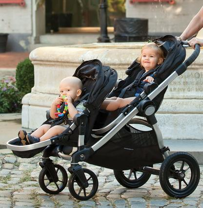 Baby Jogger City Select with Second Seat, Onyx @ Amazon.com