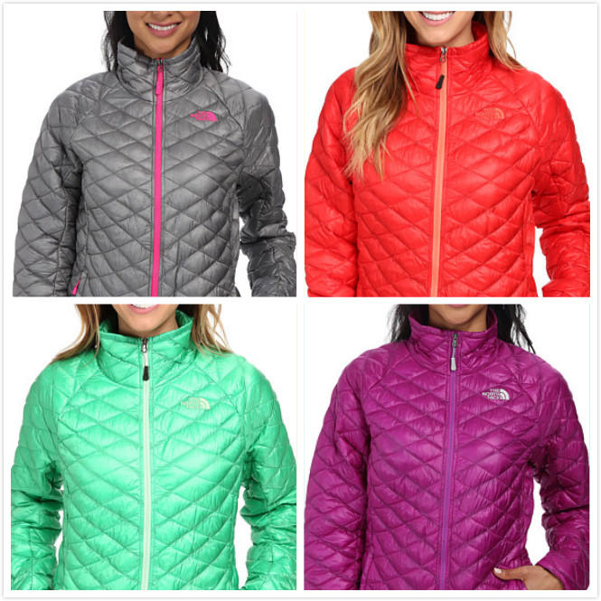 $129.99 The North Face ThermoBall™ Full Zip Jacket On Sale @ 6PM.com
