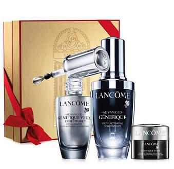 From $30 Lancome Beauty Set @ Macy's
