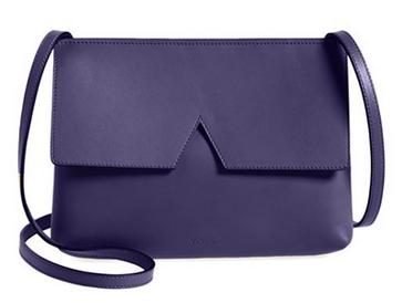 Vince 'Signature Collection - Small' Leather Crossbody Bag @ Nordstrom