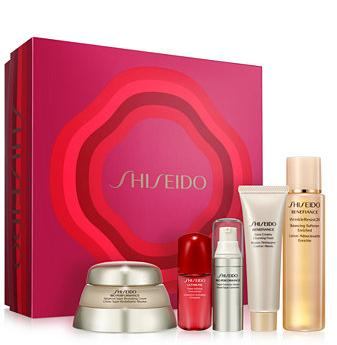 From $25 Shiseido Beauty Set @ Macy's