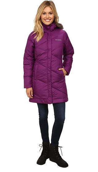 Columbia Snow Eclipse™ Mid Jacket On Sale @ 6PM.com