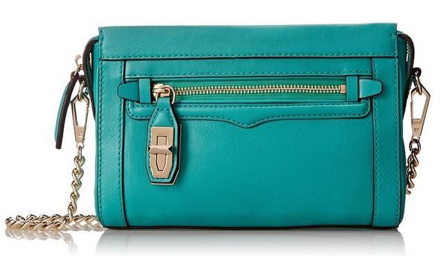 $89.48 Rebecca Minkoff Mini Crosby Shoulder Handbag