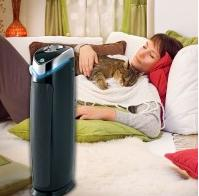 GermGuardian AC5000E 3-in-1 True HEPA Air Purifier System