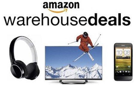 Additional $10 Off $50 Amazon Warehouse Deals