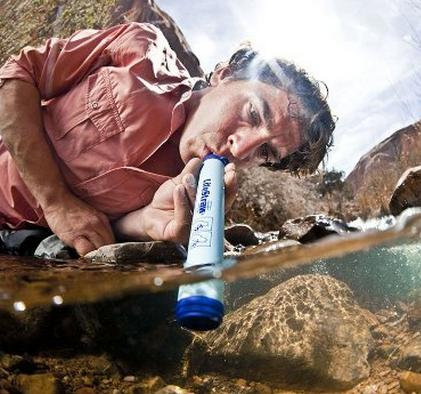 $12.98 LifeStraw Personal Water Filter