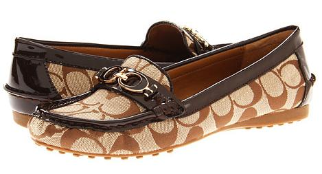 COACH Fortunata Loafer