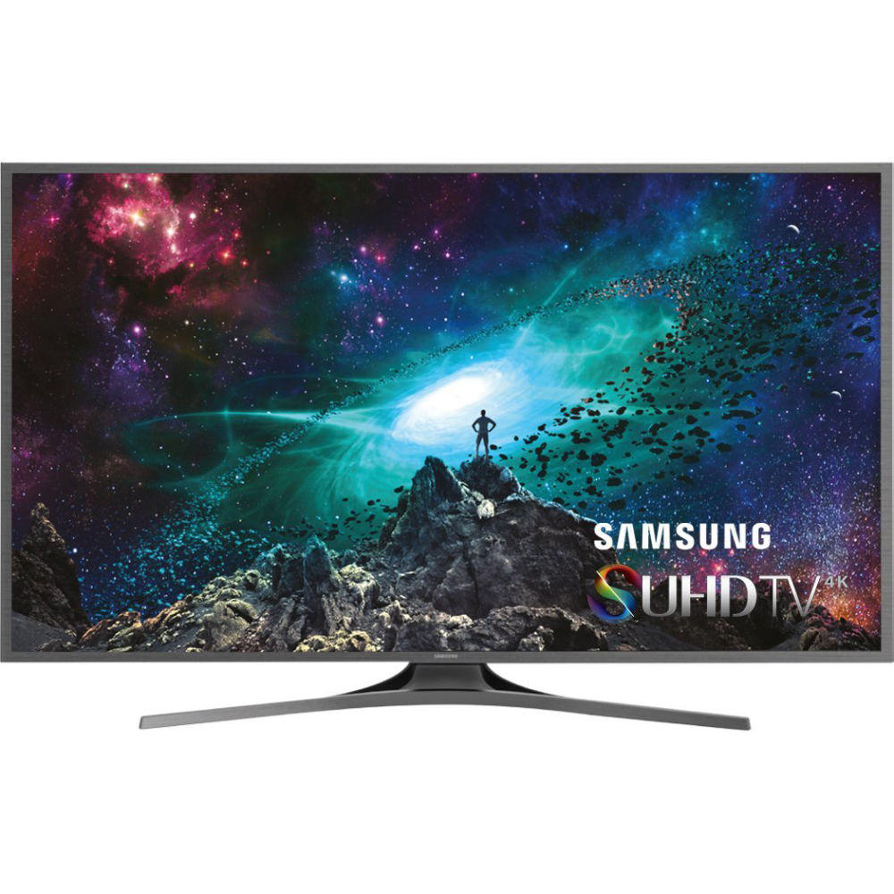 $799.99 Samsung UN50JS7000 - 50-Inch 4K Ultra SUHD Smart LED TV