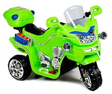 Lil' Rider SuperSport Three Wheeled Motorcycle Ride-on