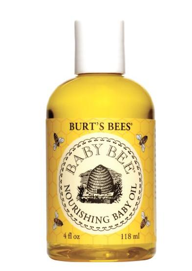 Burt's Bees Baby Bee 100% Natural Nourishing Baby Oil (Pack of 3)
