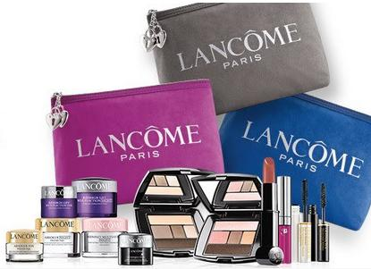 Free 7 Piece Gift With Over $35 Lancome Purchase @ Dillard's