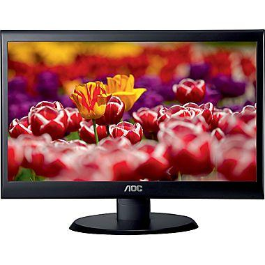 AOC E2450SWD 24-inch LED Monitor