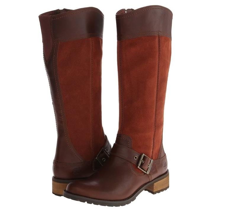Timberland Women's EK Bethel Tall Harness Boot