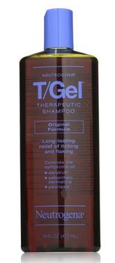 Neutrogena T/Gel Therapeutic Shampoo, Original Formula, 16 oz.