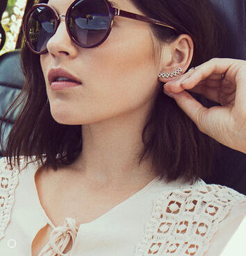 Three Pairs of Earrings for Only $48 @ BaubleBar