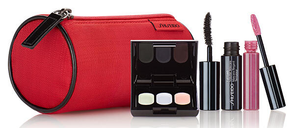 Free 4-pc Gift with $60 Makeup Purchase @ Shiseido