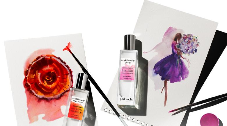 Buy One Get One for $25 Select 'my philosophy:' Fragrance @ philosophy