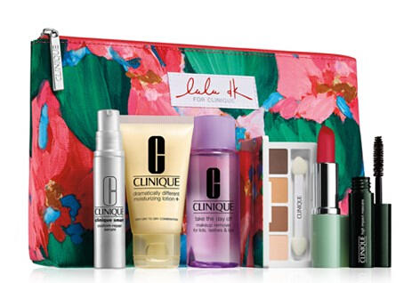 Free 7 piece Clinique Gift with $27 Purchase @ macys.com