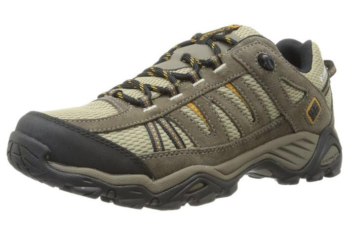 Columbia Men's North Plains Waterproof Trail Shoe
