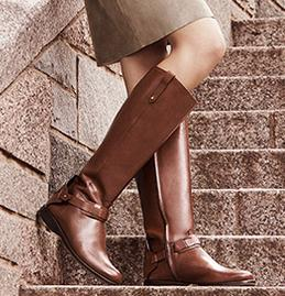 Derby Riding Boot @ Tory Burch