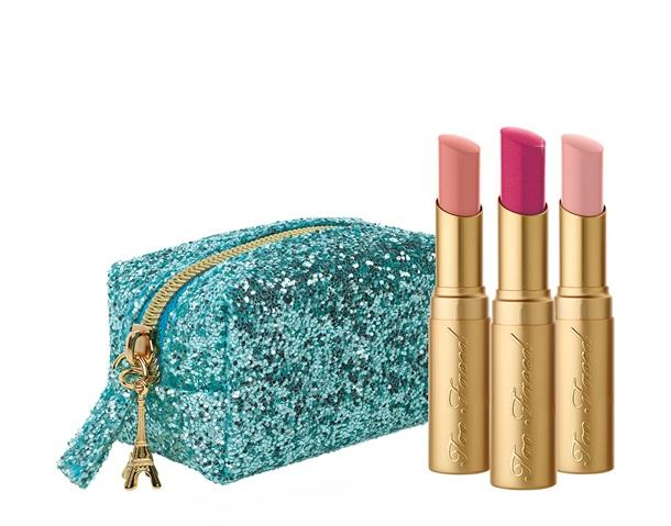 New Release Too Faced launched New Le Petit Trèsor Set