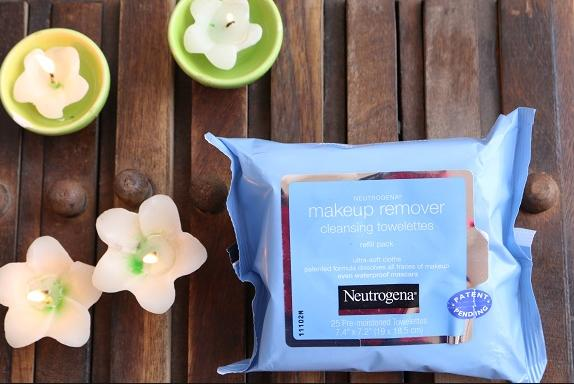 Neutrogena Makeup Remover Cleansing Towelettes, 25 ct, 2 Pack