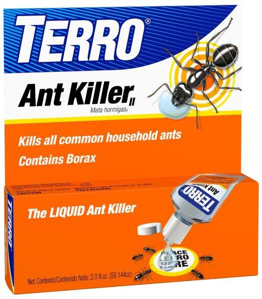 $3.97 TERRO 2 oz Liquid Ant Killer ll T200