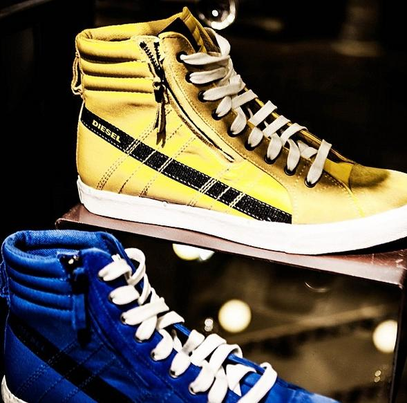 Up to 60% Off Diesel Men's Sneakers On Sale @ 6PM.com