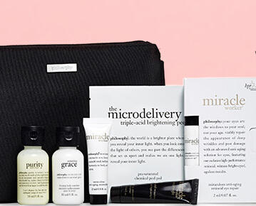 Free 6 Pc Gift with $35 Philosophy Purchase @ Nordstrom