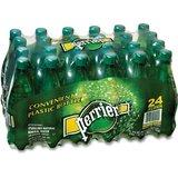 $12.67 Perrier Sparkling Natural Mineral Water, 16.9-ounce Plastic Bottles (Pack of 24)